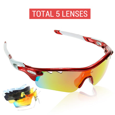 Bike Eyewear UV Polarized Cycling Glasses