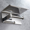 Image of Chrome Mirror Toilet Paper Holder