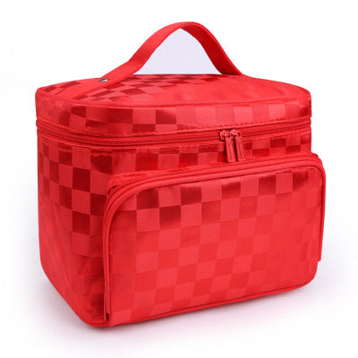 Luxury Large Cosmetic Travel Makeup Bag