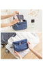 Image of Makeup Organizer Cosmetic Hanging Toiletry Bag