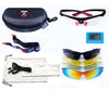 Image of MTB 5Lens UV Polarized Cycling Glasses