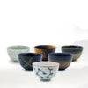 Image of Japan Coarse Pottery Green Tea Matcha Bowl