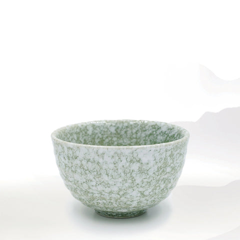 Japan Coarse Pottery Green Tea Matcha Bowl