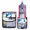 Image of Waterproof Travel Makeup Hanging Toiletry Bag