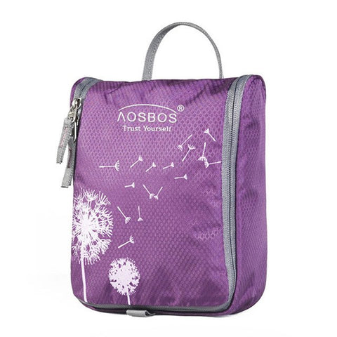 Waterproof Travel Makeup Hanging Toiletry Bag