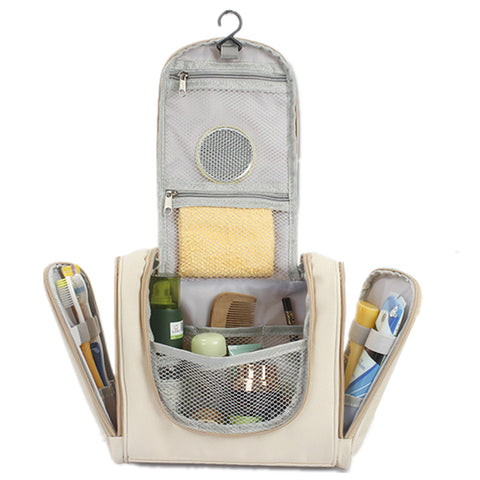 Travel Multifunction Large Cosmetic Hanging Toiletry Bag