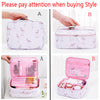 Image of Organizer Cosmetic Travel Makeup Bag