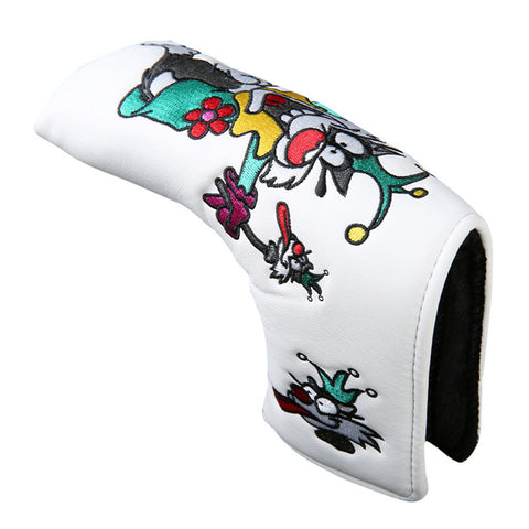 Cool Design Blade Putter Golf Head Covers