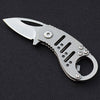Image of Keychain Camping Hunting Folding Pocket Knife