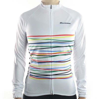 Breathable MTB Long Sleeve Clothing NL-07 Women Cycling Jersey