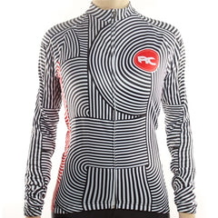 Thermal Winter Long Sleeve Clothing NZ-06 Women Cycling Jersey