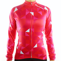 Breathable MTB Long Sleeve Clothing NL-05 Women Cycling Jersey