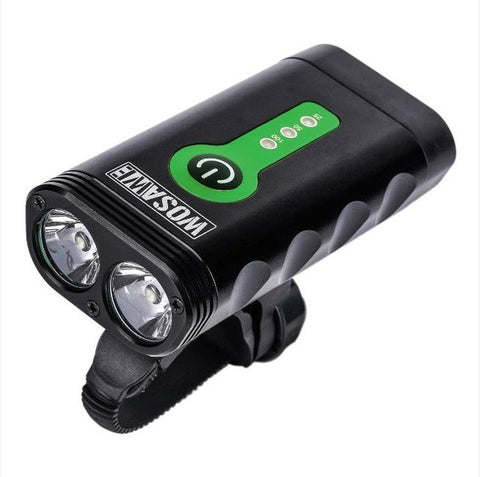 Powerful 5 Modes Rechargeable Bicycle Lights Bike Headlight