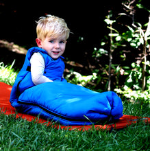 Load image into Gallery viewer, warm toddler sleeping bag outdoor