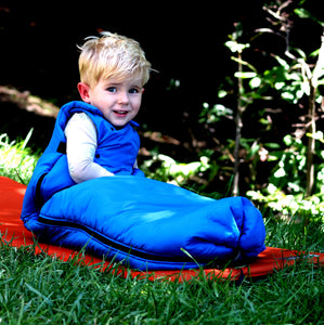 warm toddler sleeping bag outdoor
