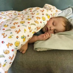 Down Toddler Duvet Blanket