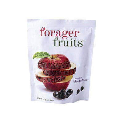 Blackcurrant Infused Apple Wedges - Forager Foods