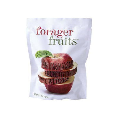 Apple Wedges - Forager Foods