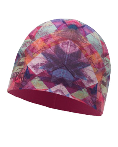 Microfibre and Polar Hat - Star Flake Multi