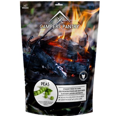 CAMPERS PANTRY - Peas 65g
