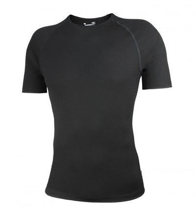 Wilderness Wear - Merino Mid 195 Short Sleeve Crew Neck Top