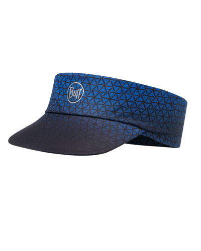 Run Visor - Cape Blue