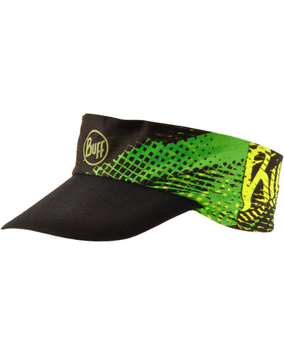 Run Visor - Yellow Fluor