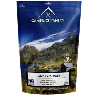CAMPERS PANTRY - Lamb Casserole Double Serve