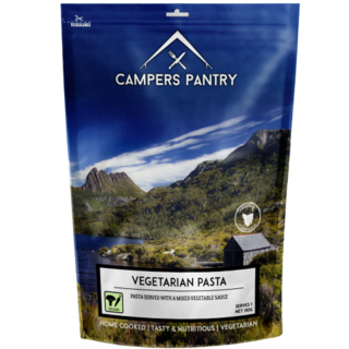 CAMPERS PANTRY - Vegetarian Pasta