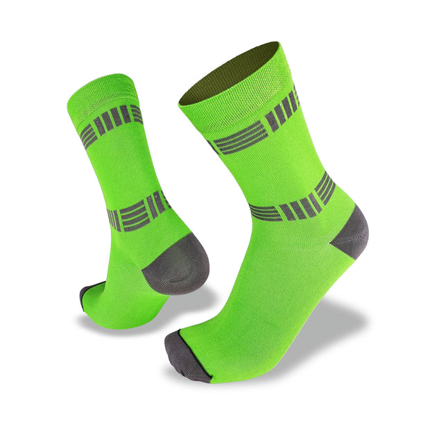Velo Bamboo 'Aztec' Cycling Socks