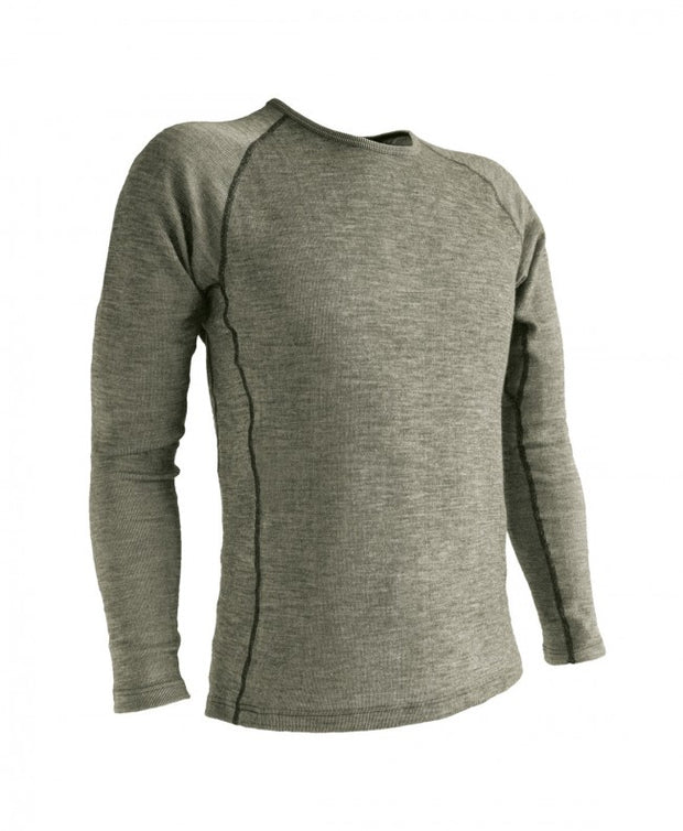 Merino Fusion Long Sleeve Crew 190 (Men)