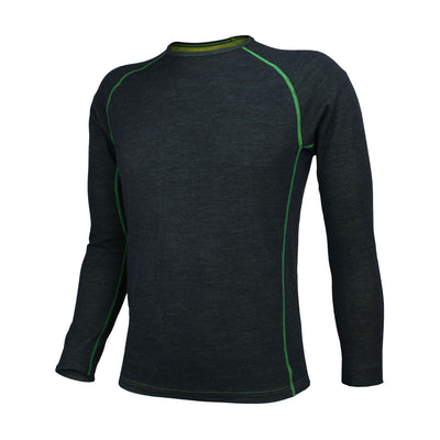 Wilderness Wear - Merino Fusion Duo 300 Long Sleeve Crew (Men)