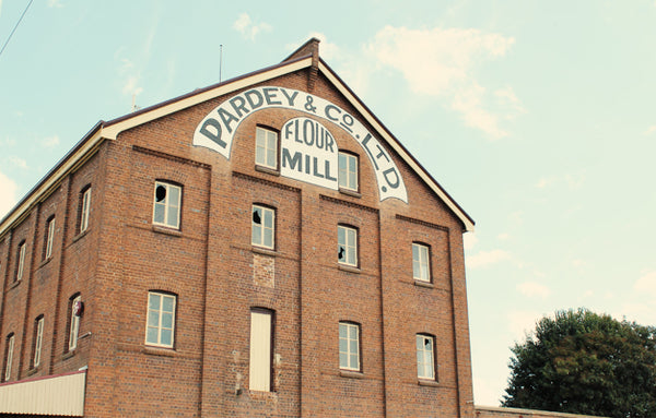 Pardey & Co - Flour Mill, Temora
