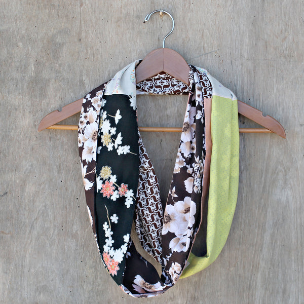 Infinity Scarf - Autumn Sunshine