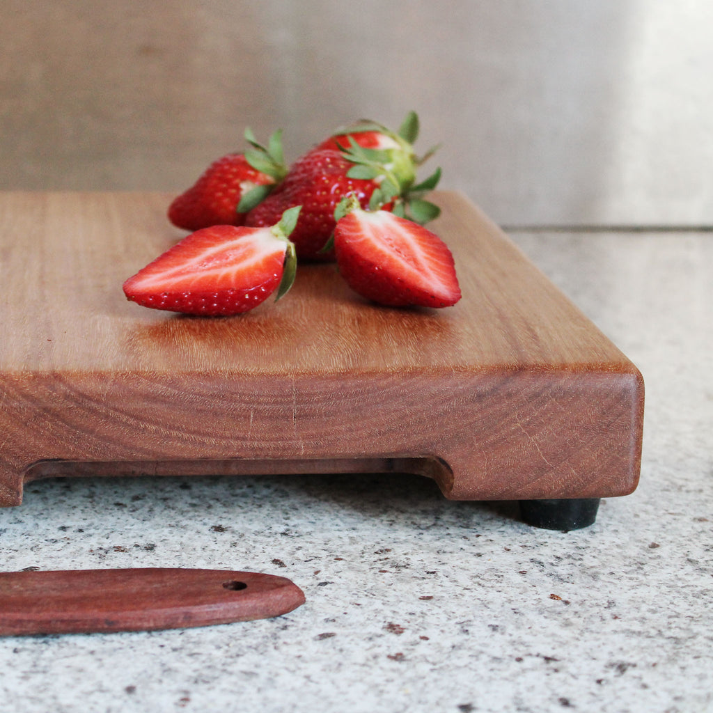 Australian Hardwood Chopping Block