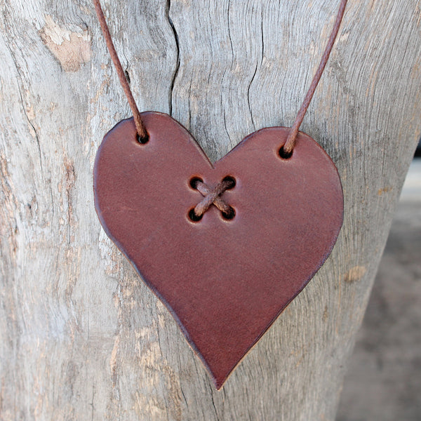Camino Heart Necklace