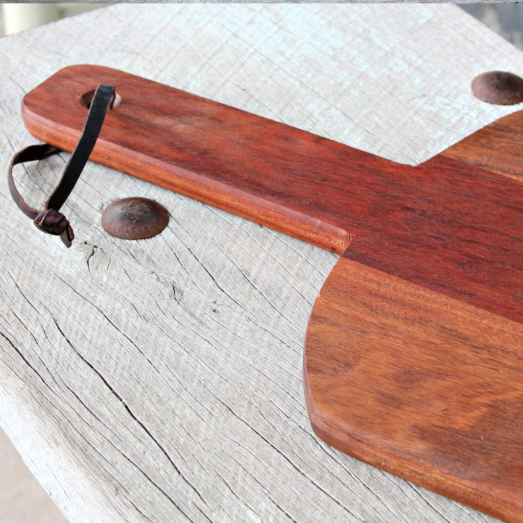 Wooden Serving Paddle