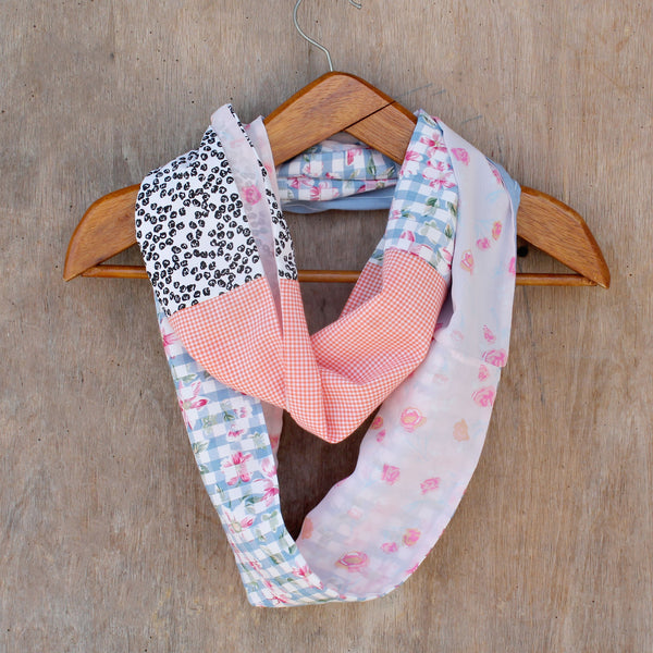 Infinity Scarf  - Meadow
