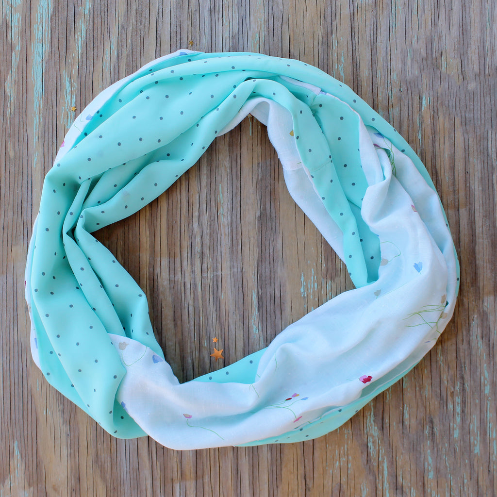 Infinity Scarf - Greens Pool