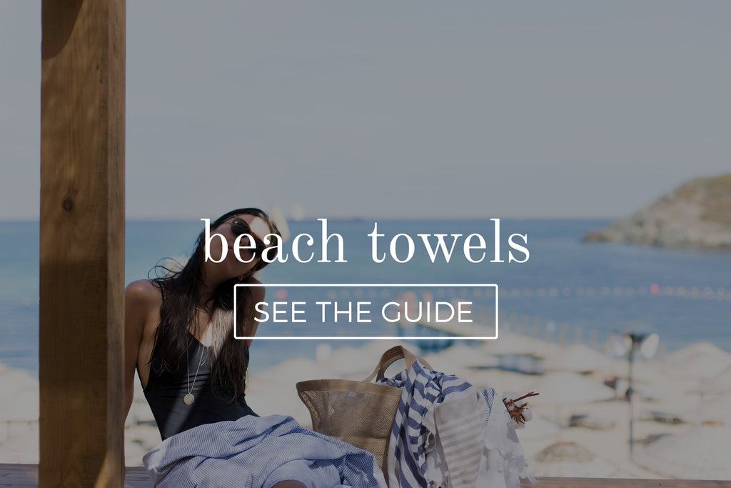 beach towel guide