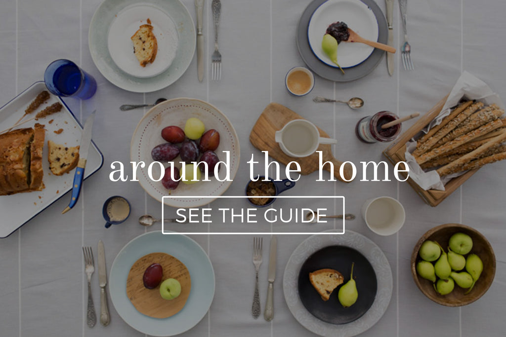 around the home guide