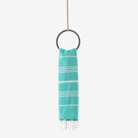 turkish beach towel spearmint