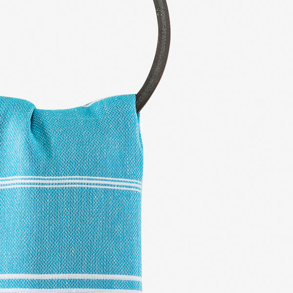 turkish towel beach turquoise