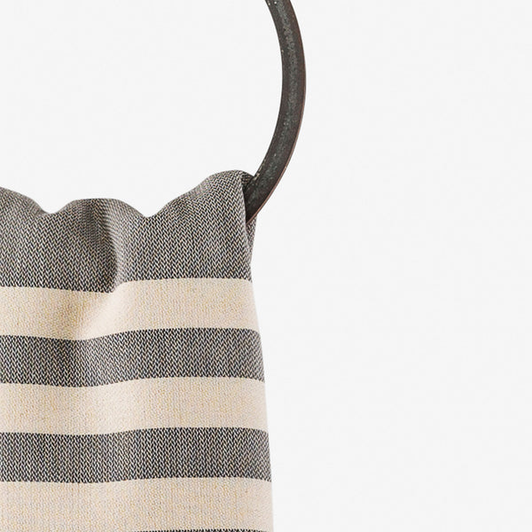 turkish towel coastal slate hanging