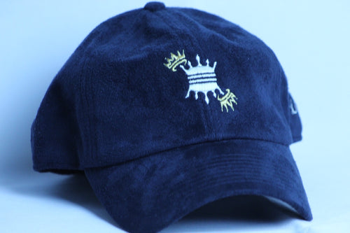 BLUE SUEDE HAT