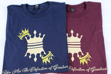 Load image into Gallery viewer, WOMEN'S CROWN T-SHIRTS