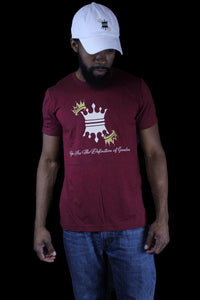 CROWN T-SHIRT RED