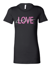 Load image into Gallery viewer, WOMENS LOVE SIGNATURE TEE