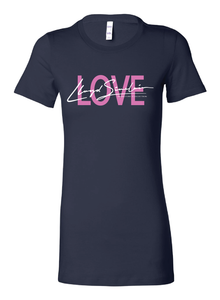 WOMENS LOVE SIGNATURE TEE