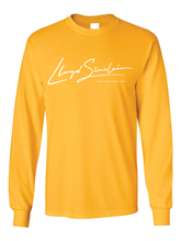 Load image into Gallery viewer, UNISEX LONG SLEEVE SIGNATURE TEE